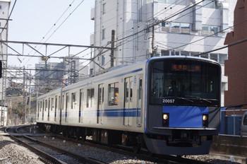 2013年3月6日、高田馬場~下落合、20157Fの5143レ。