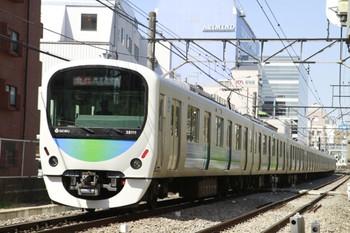2013年4月13日、高田馬場~下落合、38111Fの2501レ。