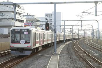 2013年5月13日、富士見台、東急5174Fの6671レ。