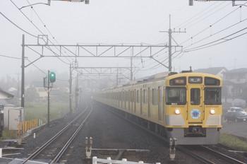 2013年5月17日、元加治、到着する9103Fの2102レ。