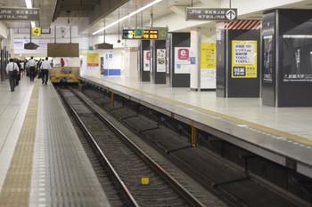 2013年6月27日、池袋駅、3・4番ホームの池袋方。