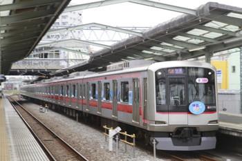 2013年8月4日、清瀬、東急5175Fの1705レ。