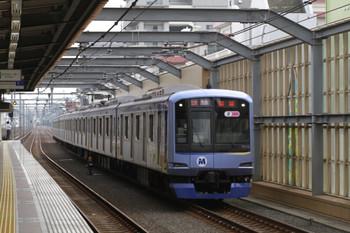 2013年9月14日、中村橋、横浜高速鉄道Y516Fの1705レ(12K運用)。