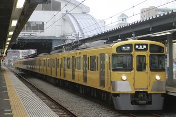 2013年11月10日、東長崎、5415レの2083F。