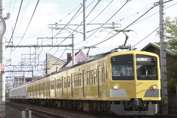 2013年11月10日 14時19分頃、30602~30002を263Fが牽引する下り回送列車。