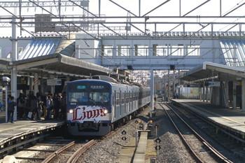 2013年11月23日、西所沢、3015Fの4353レ。
