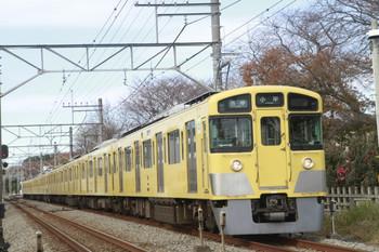 2013年12月8日、八坂~武蔵大和、5556レの2513F+2511F。
