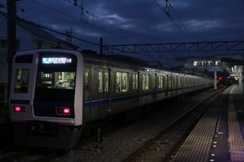 2013年12月23日、西所沢、6107Fの14M運用8301レ。