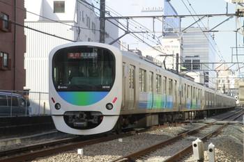 2014年1月12日、高田馬場~下落合、38108Fの2501レ。<br />