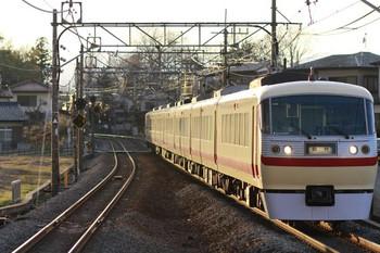 12014年3月22日 17時22分頃、元加治、10105Fの上り「鉄コン!」臨時列車。