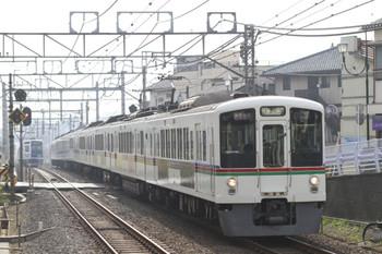 2014年3月29日、秋津、4001F+4019Fの1003レ。