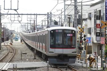 2014年7月1日、大泉学園、石神井公園駅からやって来た東急5171Fの3801レ。