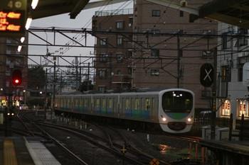 2014年8月10日 18時30分頃、東村山、38114Fの上り臨時列車。