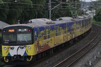 2014年8月30日、元加治~飯能、311Fの2153レ。