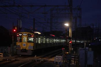 2014年10月14日、西所沢、5103レの9104F。