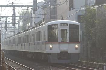 2014年10月26日、池袋~椎名町、4005F+4001Fの1003レ。