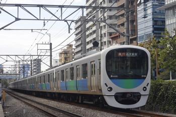 2014年11月6日、高田馬場~下落合、30102Fの2332レ。