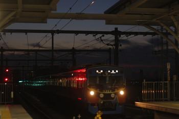 2014年12月9日、石神井公園、5203レの3011F。