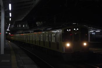 2014年12月18日、西所沢、2463F+2073Fの5103レ。