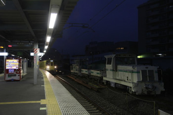 2015年2月8日 6時16分頃、東長崎