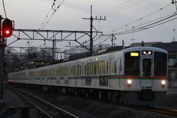 2015年2月28日、元加治、2004レの4005F+4007F。