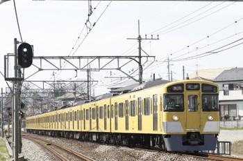 2015年3月28日、元加治、2073Fの2146レ。