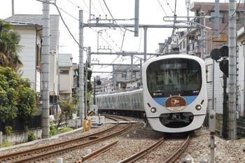 2015年4月12日 11時27分頃、椎名町~東長崎、30101Fの開業100周年記念臨時列車。