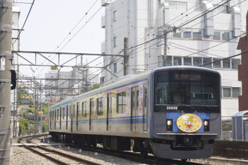 2015年5月27日、高田馬場~下落合、5137レの20156F。