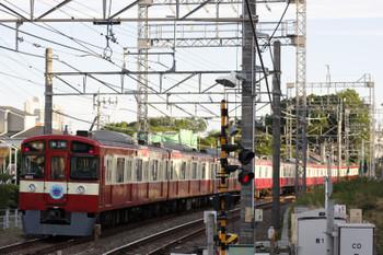 2015年6月4日、西所沢、9103Fの5103レ。