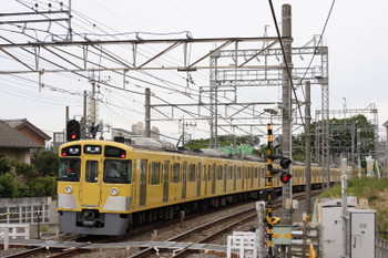 2015年6月5日、西所沢、2089F+2453Fの5103レ。