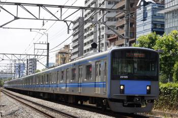 2015年6月10日、高田馬場~下落合、20105Fの2332レ。
