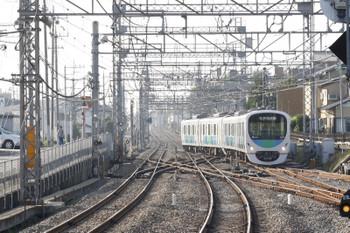 2015年6月24日6時48分頃、西所沢、32105F+32104Fの下り回送。