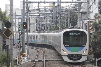 2015年8月15日、池袋~椎名町、32106F+38110Fの4115レ。