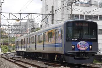 2015年8月24日、高田馬場〜下落合、20154Fの5629レ。