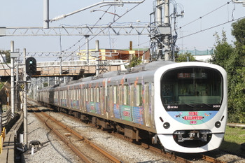2015年10月18日、武蔵藤沢、2142レの30101F。