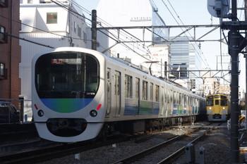 2015年12月22日、高田馬場~下落合、30106Fの2617レ。
