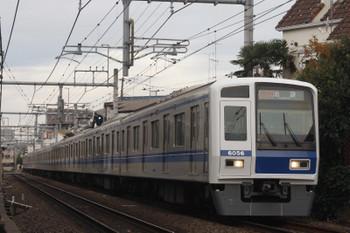 2015年12月21日、池袋~椎名町、6156Fの2506レ。