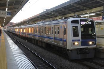 2015年12月26日、入間市、6115Fの52K運用1717レ。