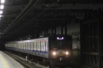 2016年1月9日 6時12分ころ、練馬、20151Fの上り回送列車。