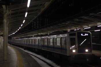 2016年1月18日、入間市、77S運用の6155F 上り回送。