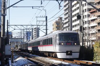 2016年1月19日、高田馬場~下落合、10112Fの118レ。