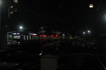 2016年1月24日 石神井公園、6153Fの6501レ。