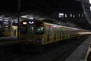 2016年2月12日、西所沢、2069F+2463Fの2175レ。