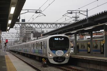 2016年3月9日、東長崎、38116F+32104Fの3108レ。