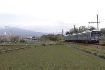 2016年4月8日、三島二日町~大場、3009ほかの44列車。