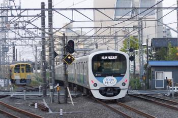 2016年4月19日、所沢、38115Fの5802レ。