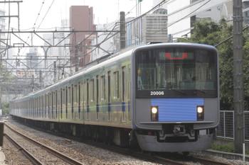 2016年5月3日 10時7分頃、高田馬場~下落合、20106Fの下り回送列車。