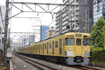 2016年6月6日、高田馬場~下落合、2403F+2081Fの2642レ。