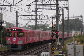 12016年6月7日、西所沢、9101Fの5103レ。