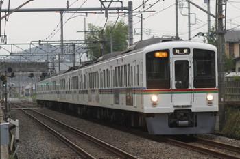 2016年7月23日、元加治~飯能、4005F+4001Fの2004レ。
